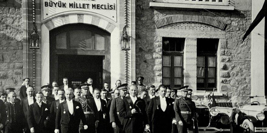 19 Mayıs 1919'dan Tbmm'nin Açılışına