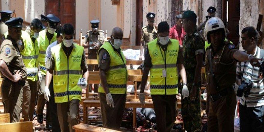 Sri Lanka'daki Terör Saldırılarında 12 Ülke Vatandaşlarını Kaybetti