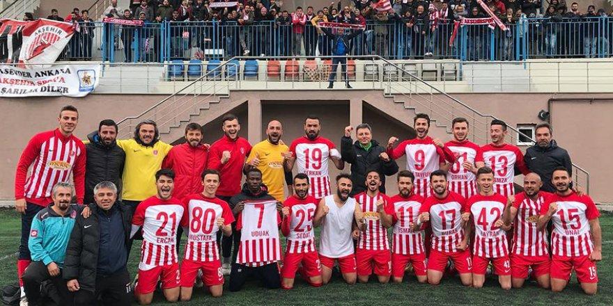 Akşehirspor'un rakipleri belli oluyor