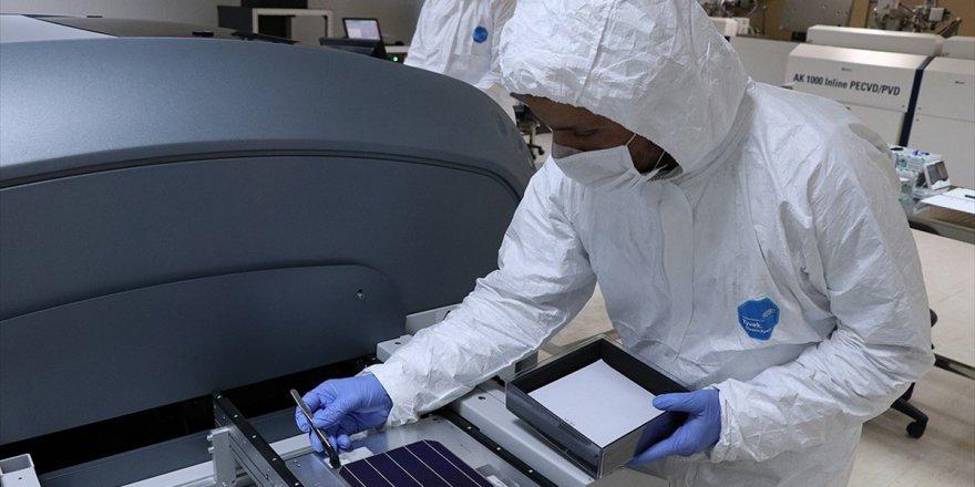 Güneş Hücrelerinin Verimliliği Yerli İmkanlarla Artırıldı