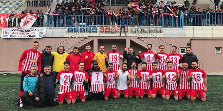 Akşehirspor'un rakibi belli oldu
