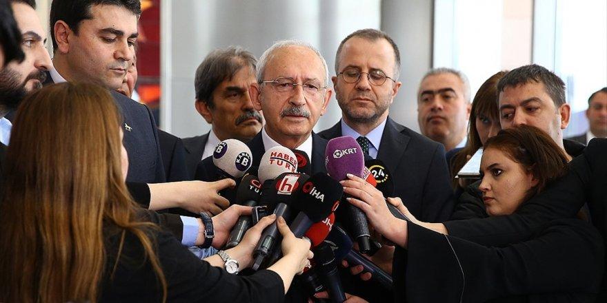 Chp Genel Başkanı Kılıçdaroğlu: Sağduyumuzu Korumak Zorundayız