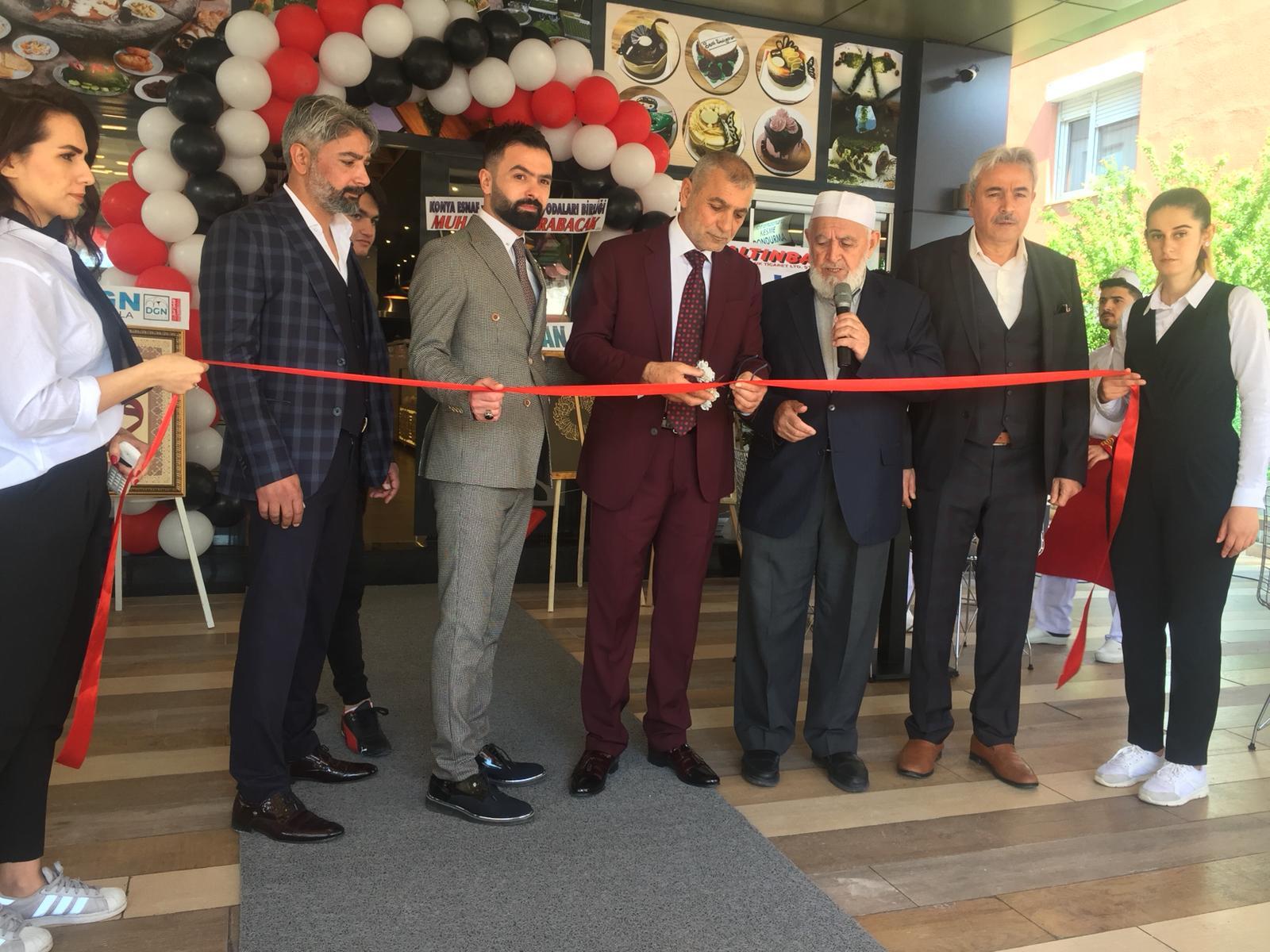Gonya Sufrası'nın ikinci şubesi açıldı