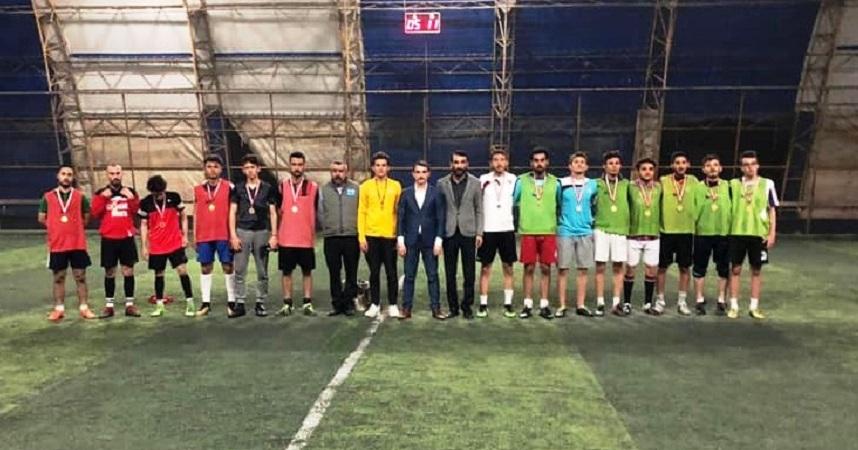 Konya Ülkü Ocakları futbol turnuvası sona erdi