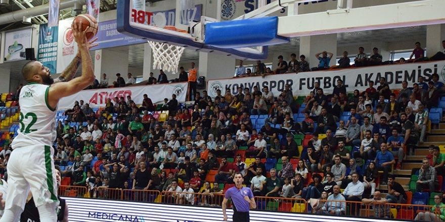 Konyaspor yarı finalde