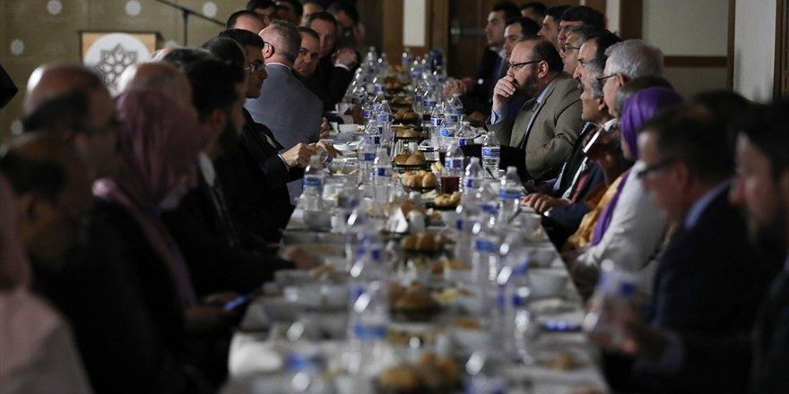 Türkiye'nin Washington Büyükelçiliğinden İftar Yemeği