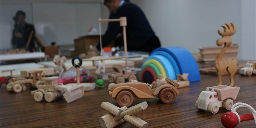 Meb Okulları Oyuncak Sektörüne Seri Üretim İçin Hazır