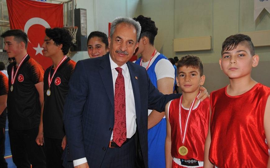 Akşehir'de 19 Mayıs kutlamaları