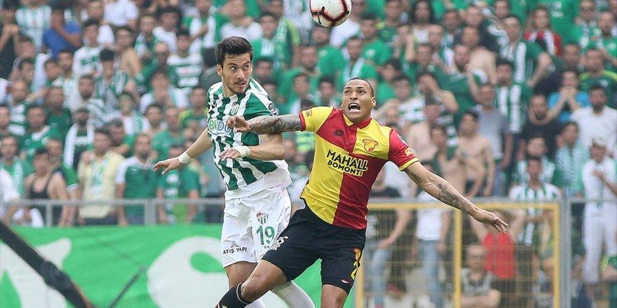Bursa'da Gol Çıkmadı