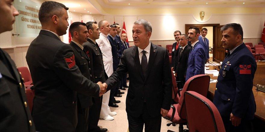 Milli Savunma Bakanı Akar: Uzmanlarımızın Yaptıkları Birer Kahramanlık Örneğidir