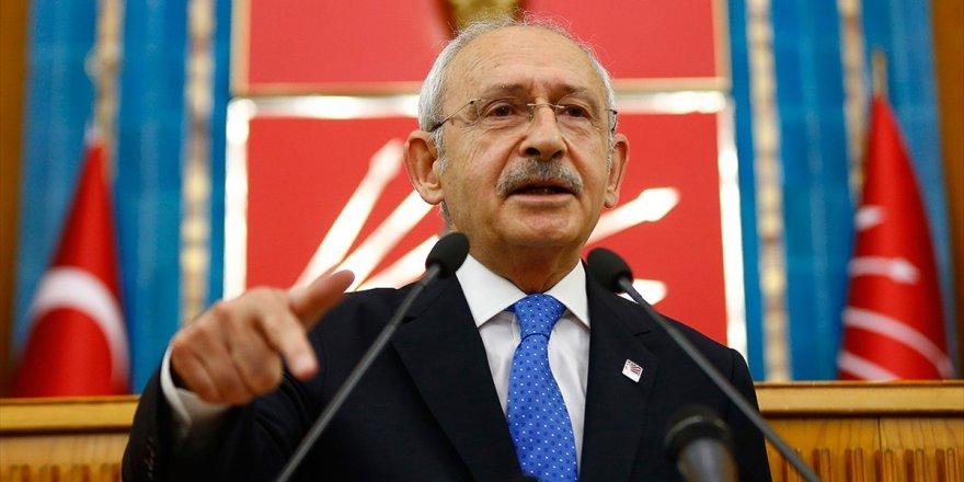Chp Genel Başkanı Kılıçdaroğlu: Hepimizin Ortak Amacı Güçlü Bir Demokrasiyi İnşa Etmektir
