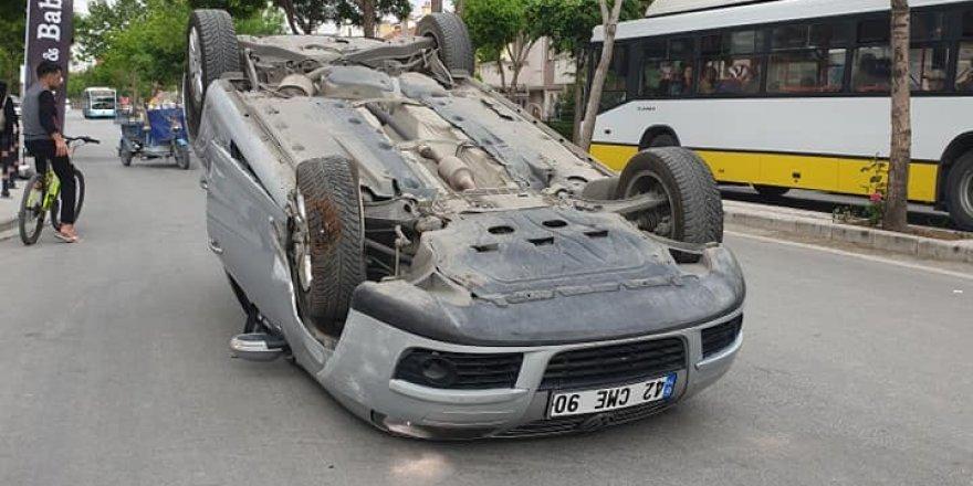 Hız ihlali kazalara neden oluyor