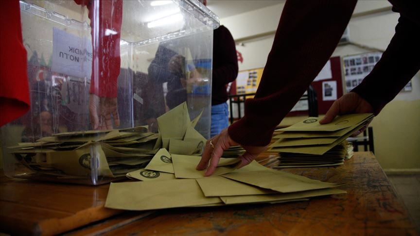 31 Mart Yerel Seçim Kesin Sonuçları Açıklandı