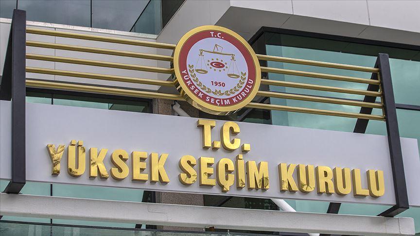 Ysk'nin İstanbul Seçiminin İptal Kararı Açıklandı