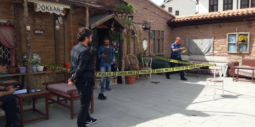 Konya'da Kafeye av tüfeğiyle ateş açan şahıs tutuklandı