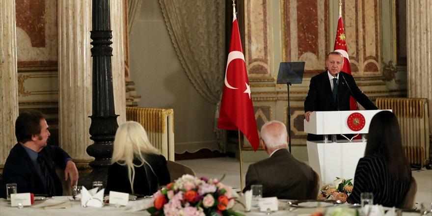 Cumhurbaşkanı Erdoğan: 2021'de Akm'yi İnşallah Opera Binası Olarak Yetiştireceğiz