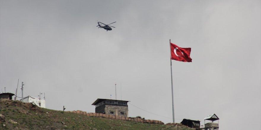 Hakkari Çukurca'da 2 Asker Şehit Oldu