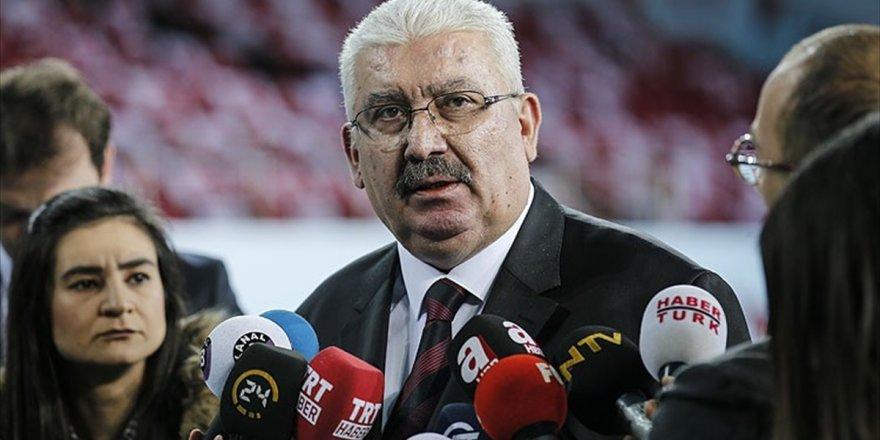 Mhp Genel Başkan Yardımcısı Yalçın: Mhp Eşme İlçe Başkanlığının Kapatılmasına Karar Verildi