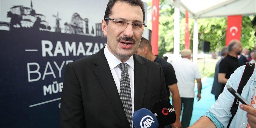 Ali İhsan Yavuz: 23 Haziran İstanbul'un Tekrar Emin Ellere Teslim Edildiği Gün Olacak