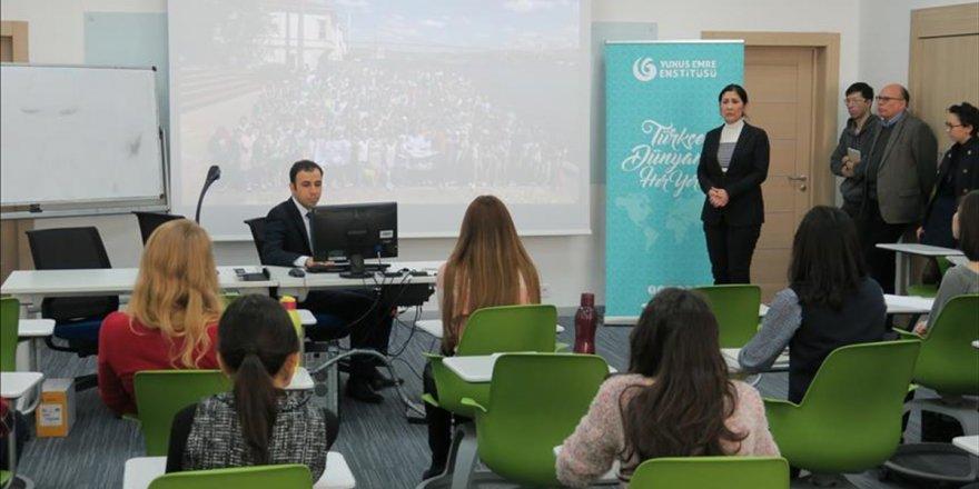 Yee Dünyaya 10 Yıldır Türkçe Ve Türk Kültürünü Öğretiyor