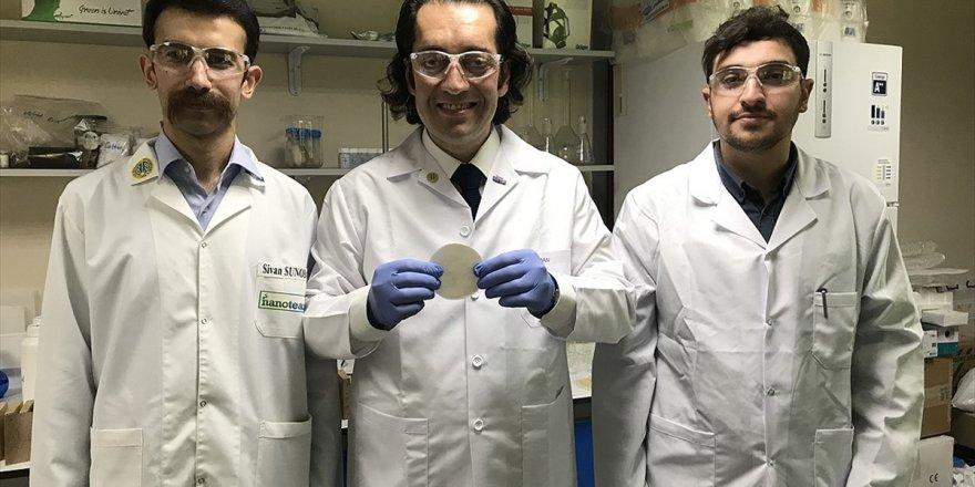 Çelikten Sağlam Nanoselüloz Film Üretti
