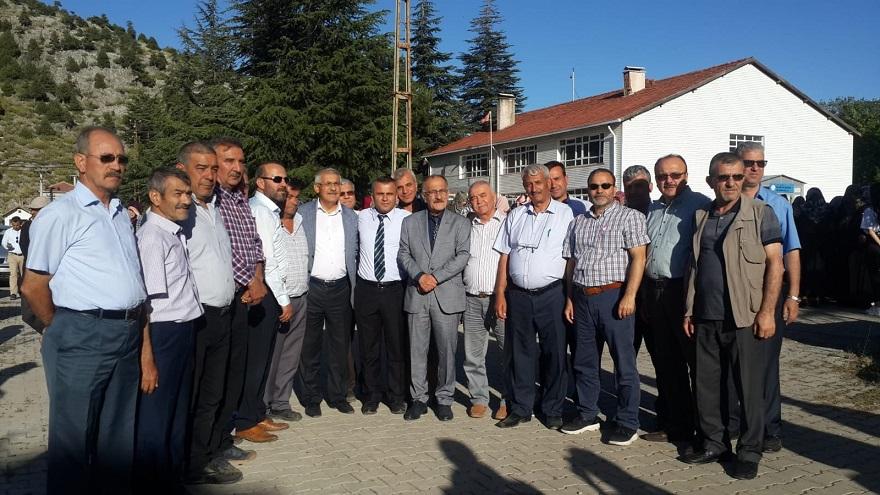 Beyşehir'de Osmanlı bayram yemeği geleneği günümüzde de yaşatılıyor