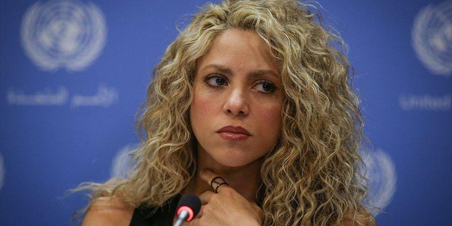 Shakira Vergi Kaçırma Suçlamasından İfade Verdi