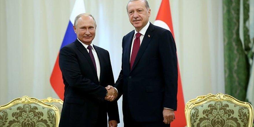 Putin'den Türkiye-rusya İş Birliğine Övgü