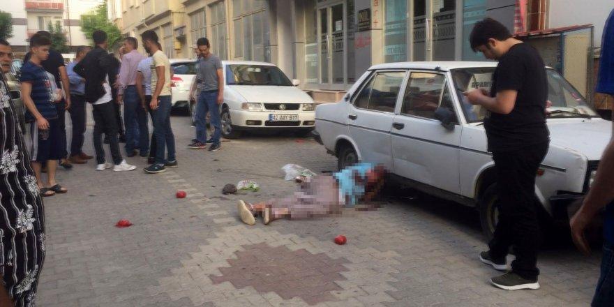 Konya'dan Karaman'a gidip husumetlilerini öldüresiye dövdüler