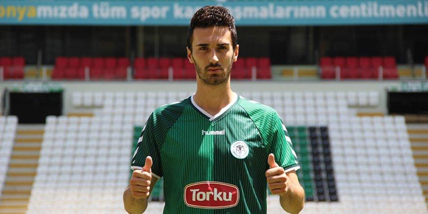 Konyaspor'da ilk transfer Bajic