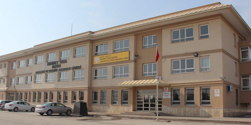 """Konya'daki bu okul """"Yüksek Maaşlı Teknikerler"""" yetiştirecek"""