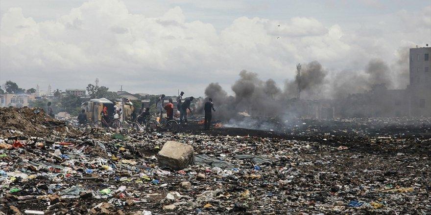 Gana'daki E-atık Merkezi İnsan Sağlığını Tehdit Ediyor