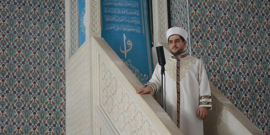 Cuma Hutbesi:  ALLAH'A İMAN