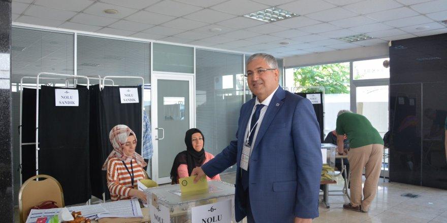 Konya SMMMO Üyeleri seçimini yaptı