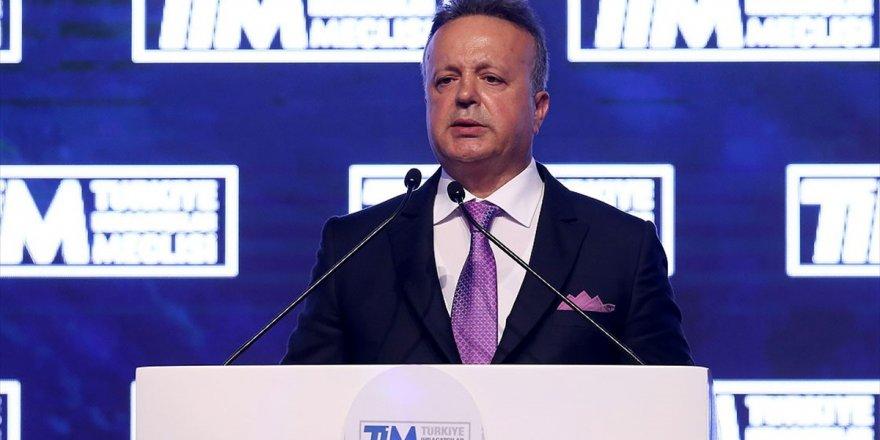 Tim Başkanı İsmail Gülle: Döviz Alımında Vergi Müjdesi İhracatçı Ailesini Çok Mutlu Etti