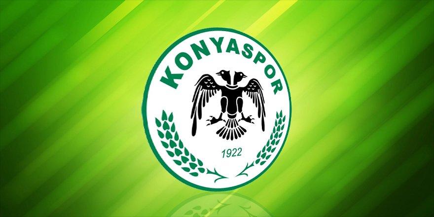 Konyaspor'dan Atiker'e teşekkür