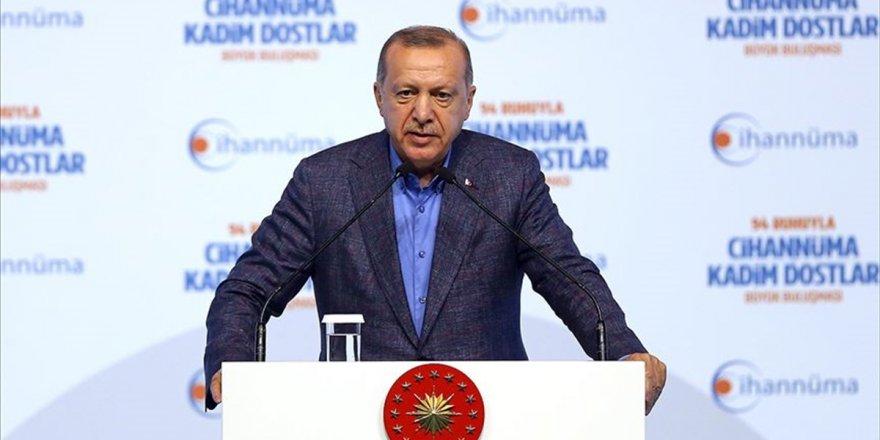 Cumhurbaşkanı Erdoğan: Tarih Mursi'nin Şehadetine Yol Açan Zalimleri Asla Unutmayacaktır