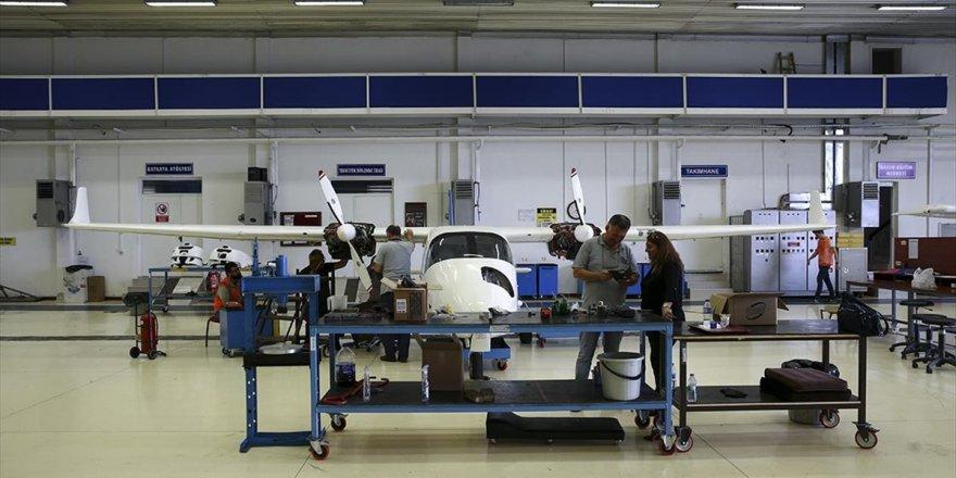 Uçak Motoru Revizyon Hizmeti Artık Thk'de Veriliyor