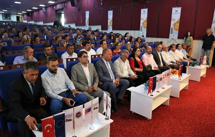 Ereğli'de istihdama yönelik proje için tanıtım programı düzenlendi