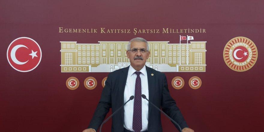 """""""Devlet, Konya çiftçisine destek vermeli"""""""