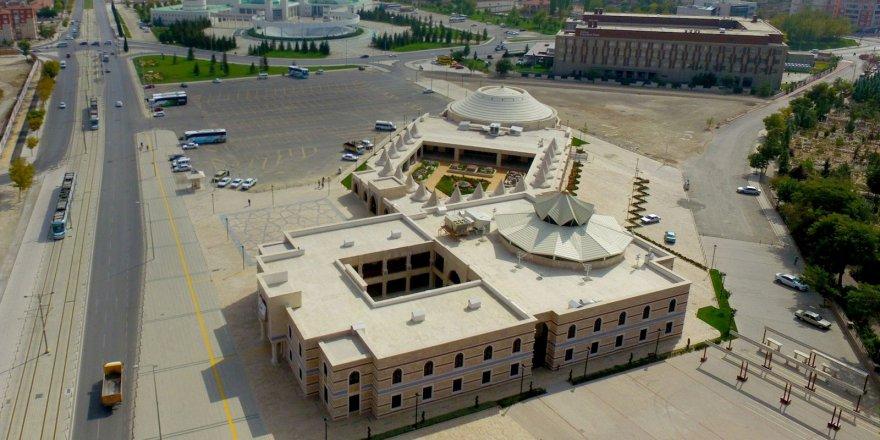Konya Panorama'ya Müze Özendirme Ödülü