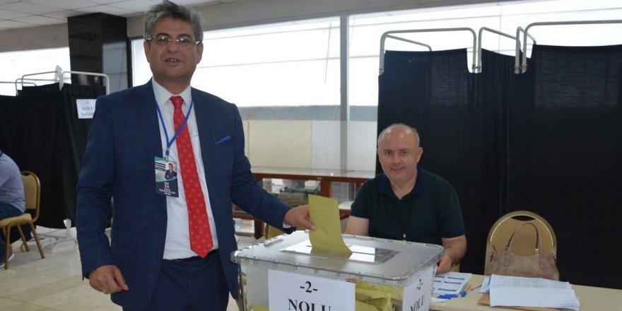 Konya SMMMO'da sürpriz koalisyon
