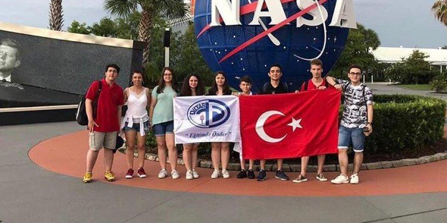 Diltaşlılar NASA'da
