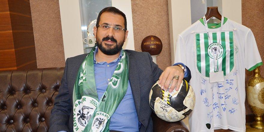 1922 Konyaspor'u Adem Bulut istiyor