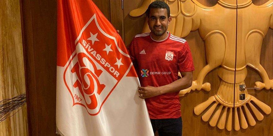 Marcelo Goiano Demir Grup Sivasspor'da