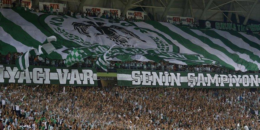 Konyaspor'da Kombine Biletlere Yoğun İlgi