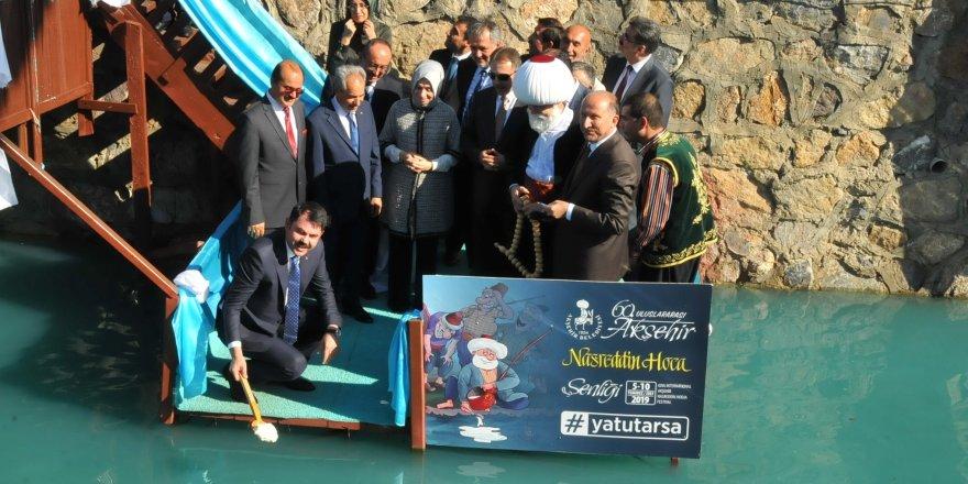 60. Uluslararası Akşehir Nasreddin Hoca Şenlikleri