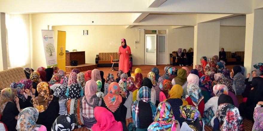 Konya'da Aile Destek Merkezi ile aile yapısının korunmasına katkı sağlanıyor