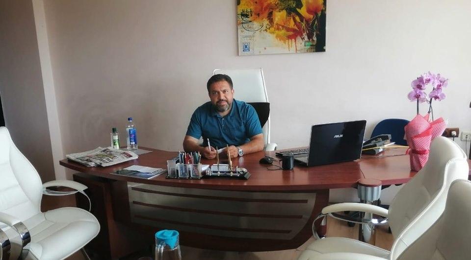 Galip Marlalı'ya yeni görev