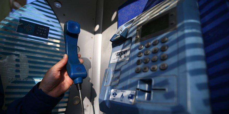 Konya'da FETÖ'ye Yönelik Ankesörlü Telefon Operasyonu